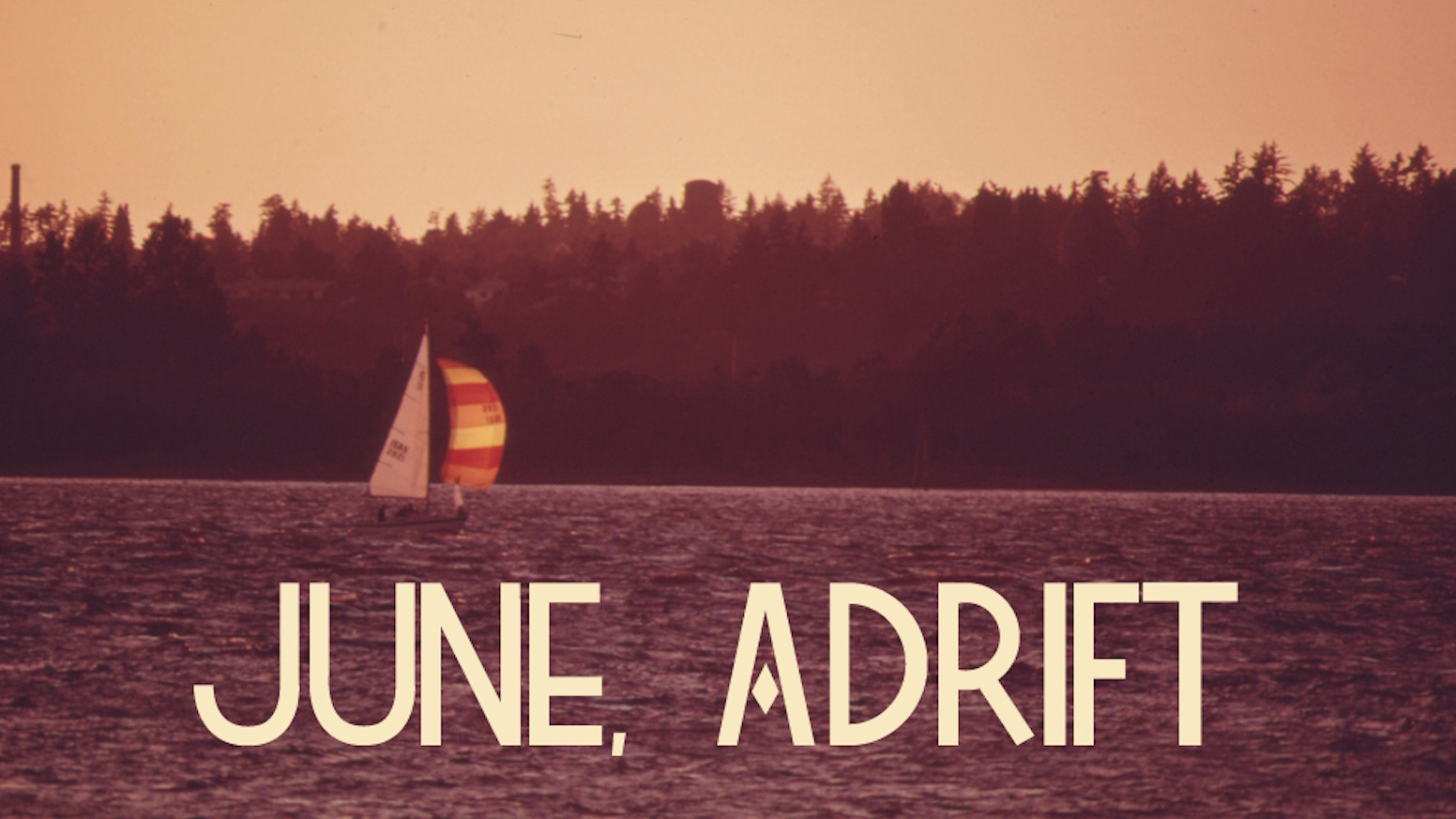 Fundraising for feature June, Adrift: Three millennial women flee Los Angeles on the impulse that building a sailboat in rural Maryland can fix their lives.