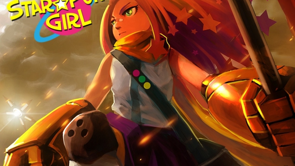 Starpunch Girl Volume One project video thumbnail