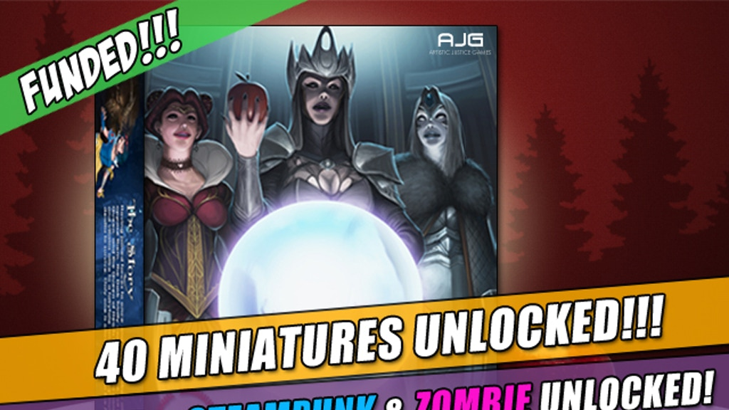Fairytale Games: The Battle Royale project video thumbnail