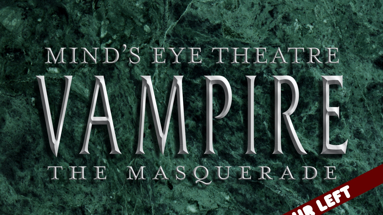 With your help, we created the ultimate Mind's Eye Theatre: Vampire The Masquerade book! Now get your own!