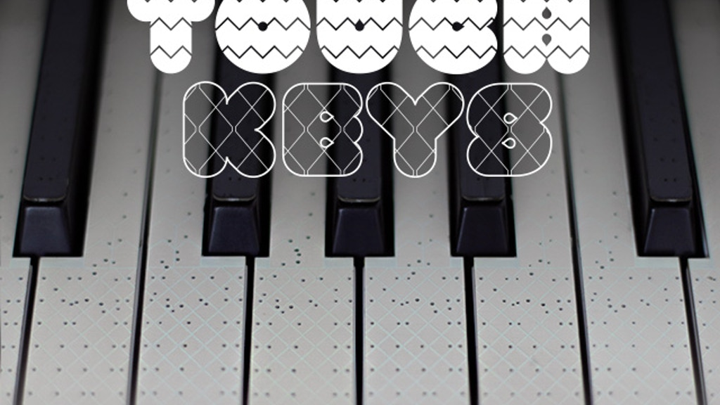 TouchKeys Multi-Touch Musical Keyboard project video thumbnail