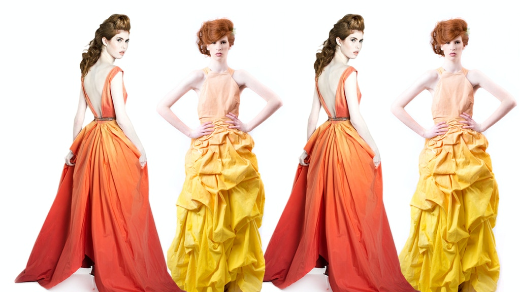 Couture collection shown in SAN FRANCISCO gallery project video thumbnail