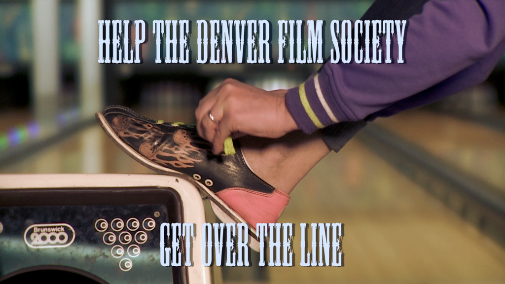 Secure the future of the Denver Film Society! project video thumbnail