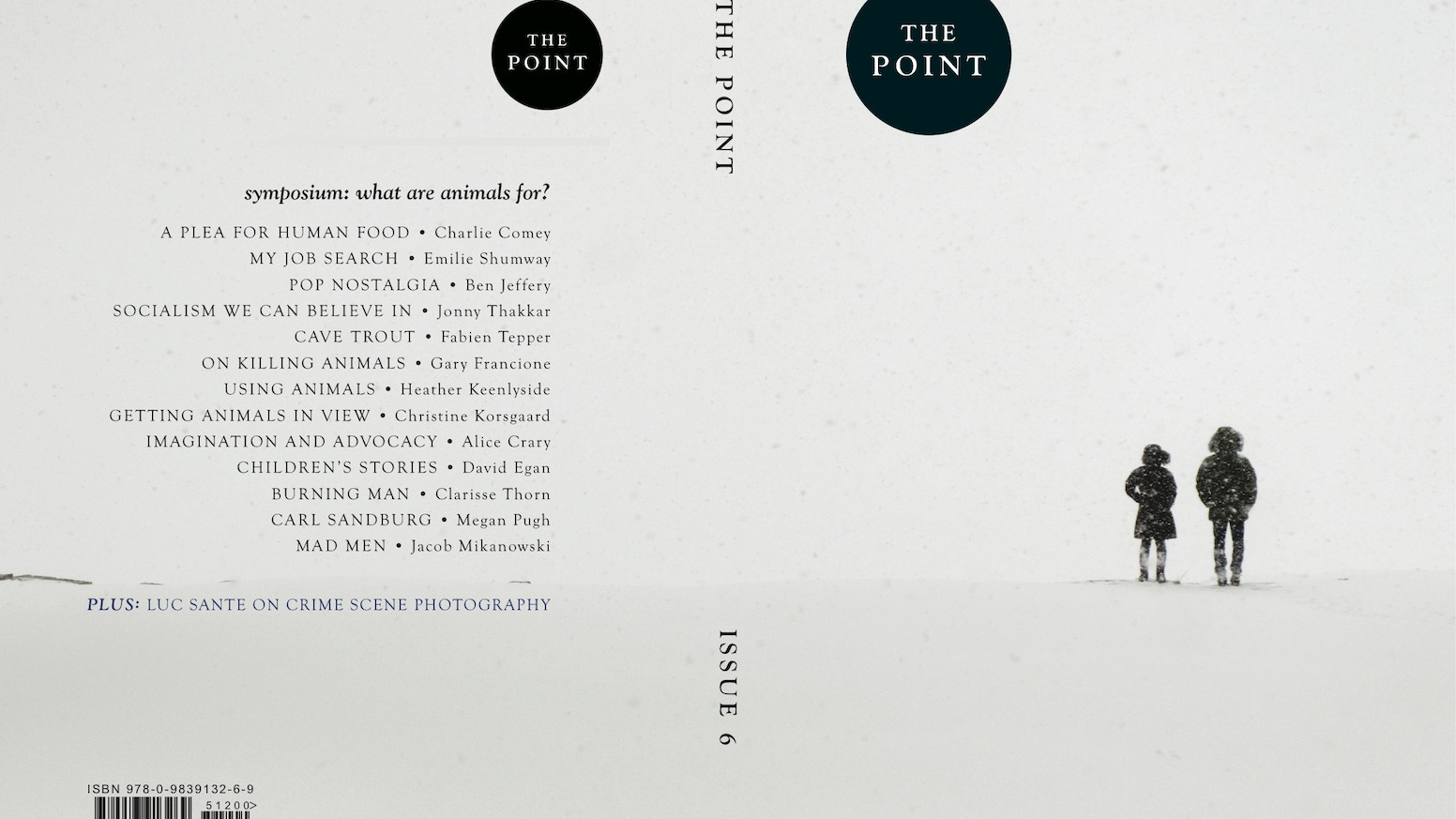 The Point: Issue 7 by The Point magazine — Kickstarter
