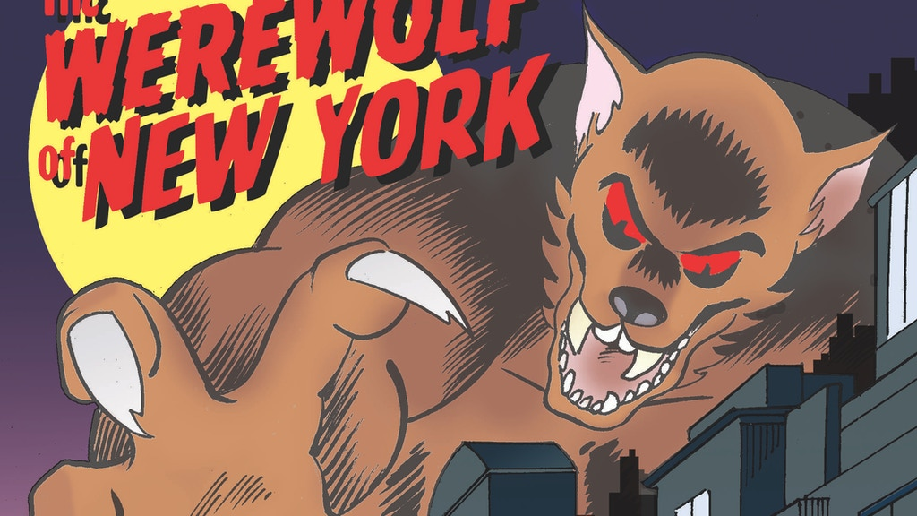 The Werewolf of New York project video thumbnail
