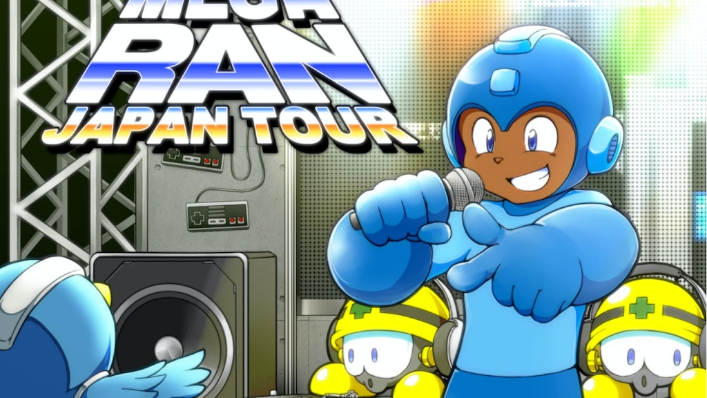 Mega Ran's Japan Tour, Ultimate Remix LP and Documentary! project video thumbnail