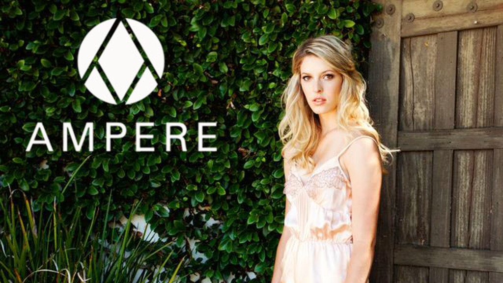 AMPERE - Better Bras, Better lingerie experience project video thumbnail