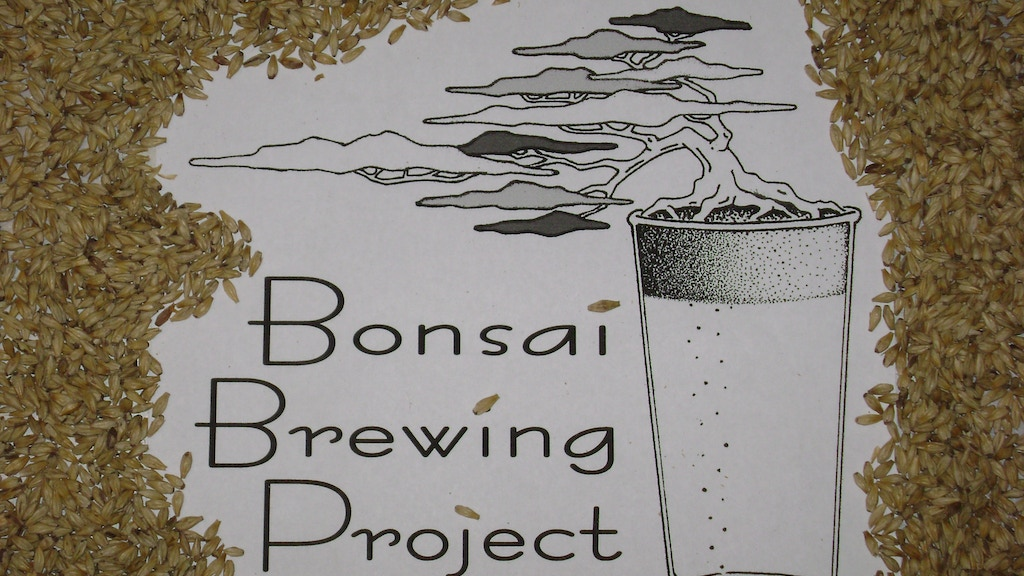 BONSAI BREWING PROJECT project video thumbnail