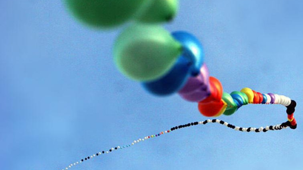 Balloon Chain at Burning Man 2013 project video thumbnail