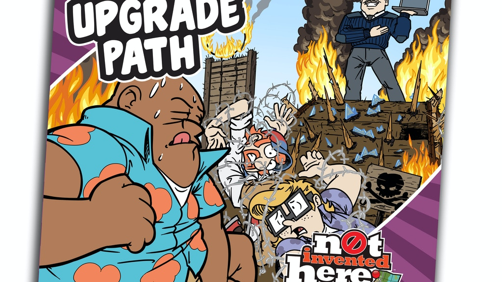 Upgrade Path: a Not Invented Here collection project video thumbnail