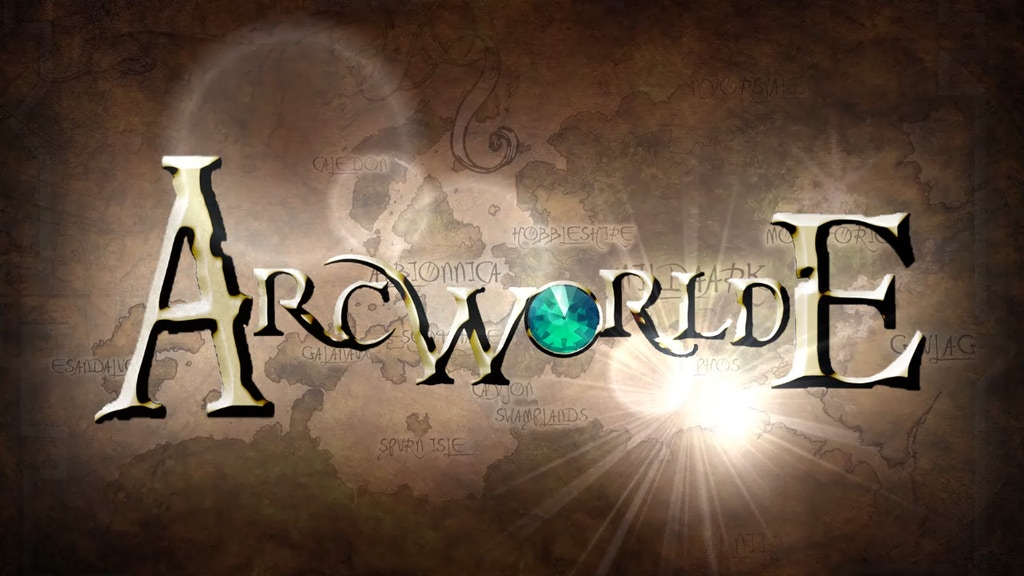 ArcWorlde - The Fantasy Skirmish Wargame project video thumbnail