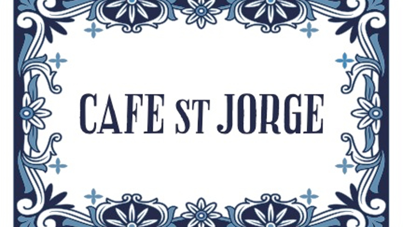 Cafe St. Jorge is a rad cafe launching in San Francisco in the summer of 2013.