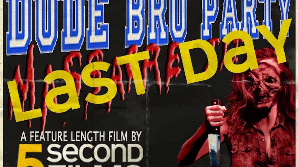 Dude Bro Party Massacre 3 project video thumbnail