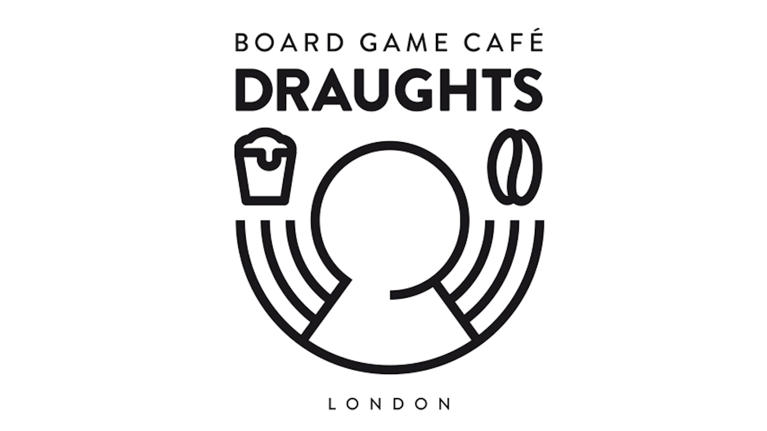 Draughts: London's first board game café by Toby Hamand