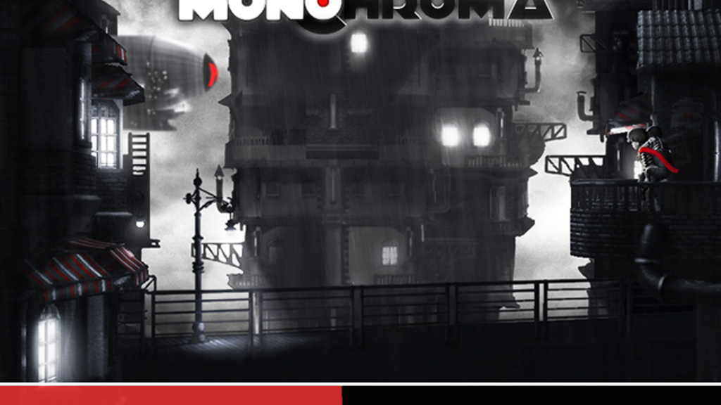 Monochroma project video thumbnail