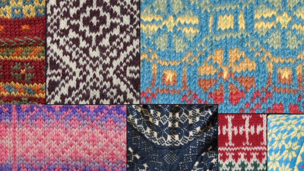 Beth Brown-Reinsel Knits In Living Color! project video thumbnail