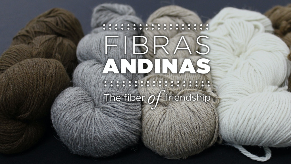 Royal Llama: The Fiber of Friendship project video thumbnail