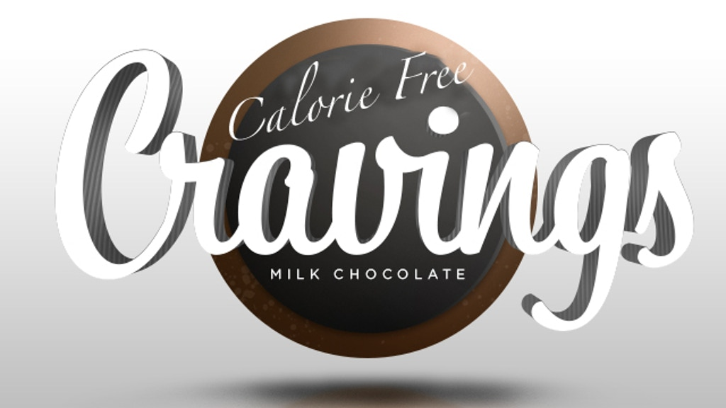 Project image for Cravings - The Zero Calorie Chocolate
