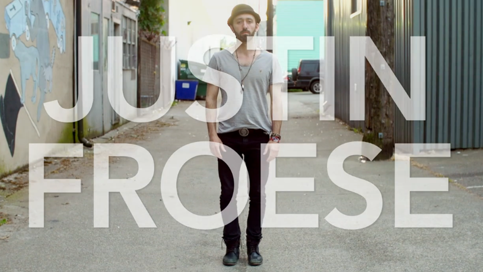 Help Justin Froese fund his best FULL LENGTH ALBUM yet! by ...
