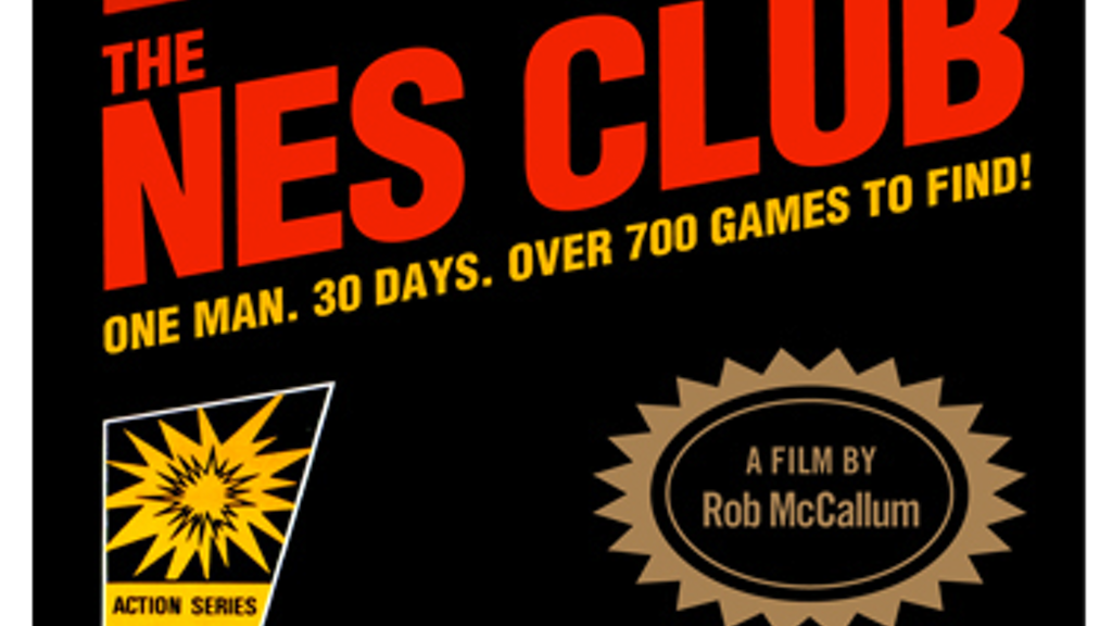 The NES Club: One Man • 30 Days • Over 700 Games To FIND! project video thumbnail