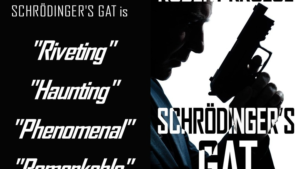 Schrodinger's Gat: A quantum physics noir thriller. project video thumbnail