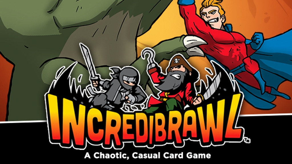 IncrediBrawl project video thumbnail