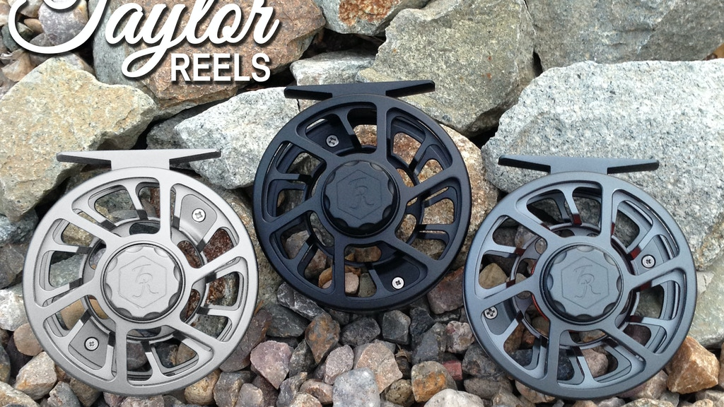 Taylor Fly Fishing Reels : The Array project video thumbnail