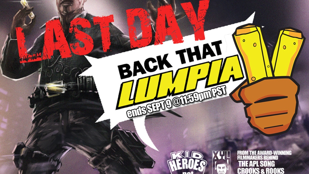 LUMPIA 2 - The Movie Sequel ACTION COMEDY project video thumbnail
