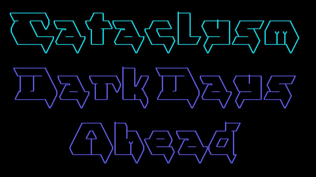 Cataclysm: Dark Days Ahead - Dedicated Developer project video thumbnail