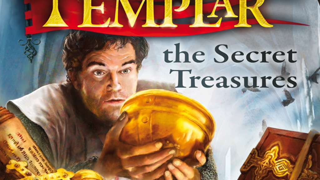Templar - The Secret Treasures project video thumbnail