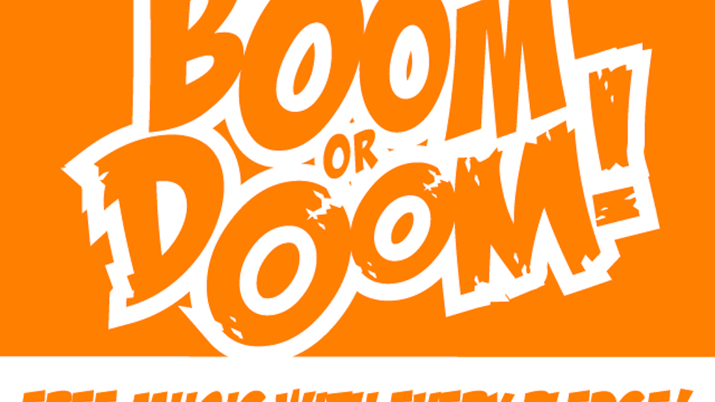 BOOM or DOOM! Kickstarter Adventures in the Tabletop World project video thumbnail