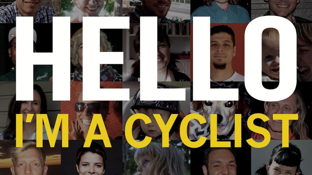 HELLO I'm a Cyclist project video thumbnail