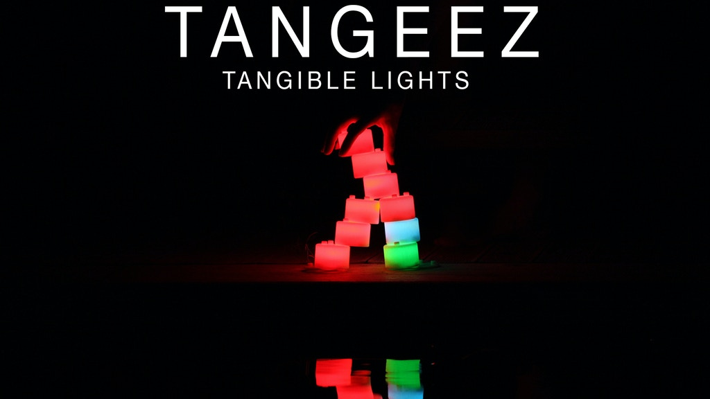 Tangeez - Tangible Lights project video thumbnail