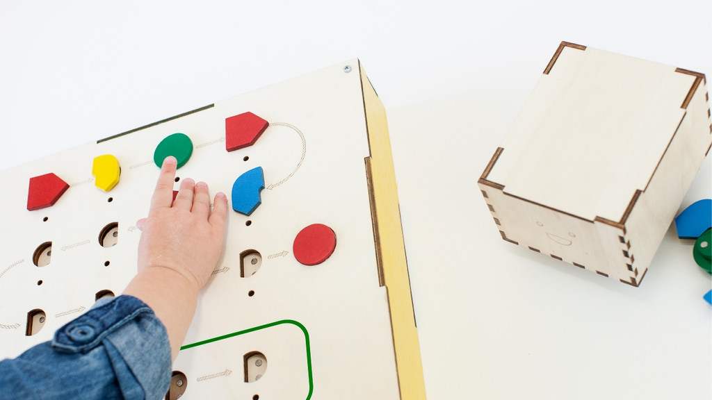 Primo - Teaching programming logic to children age 4 to 7 project video thumbnail
