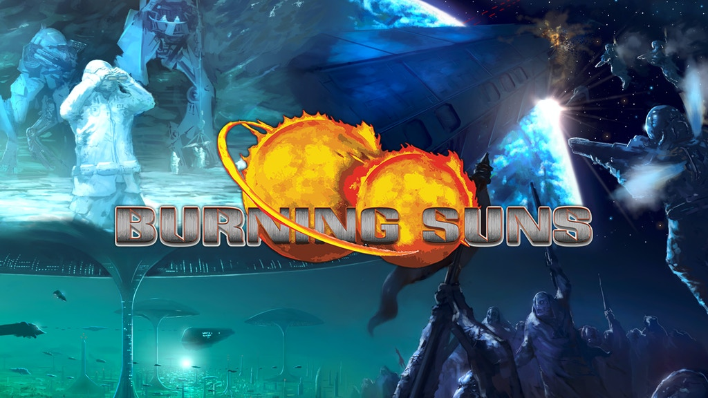 Burning Suns project video thumbnail