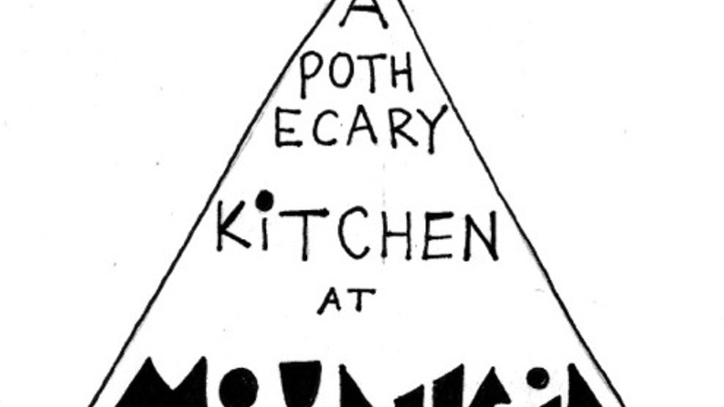 Apothecary Kitchen at Mountain project video thumbnail