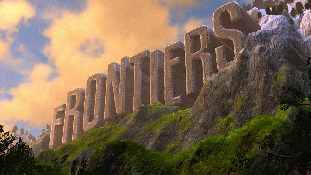 FRONTIERS - Explore ● Discover ● Survive project video thumbnail