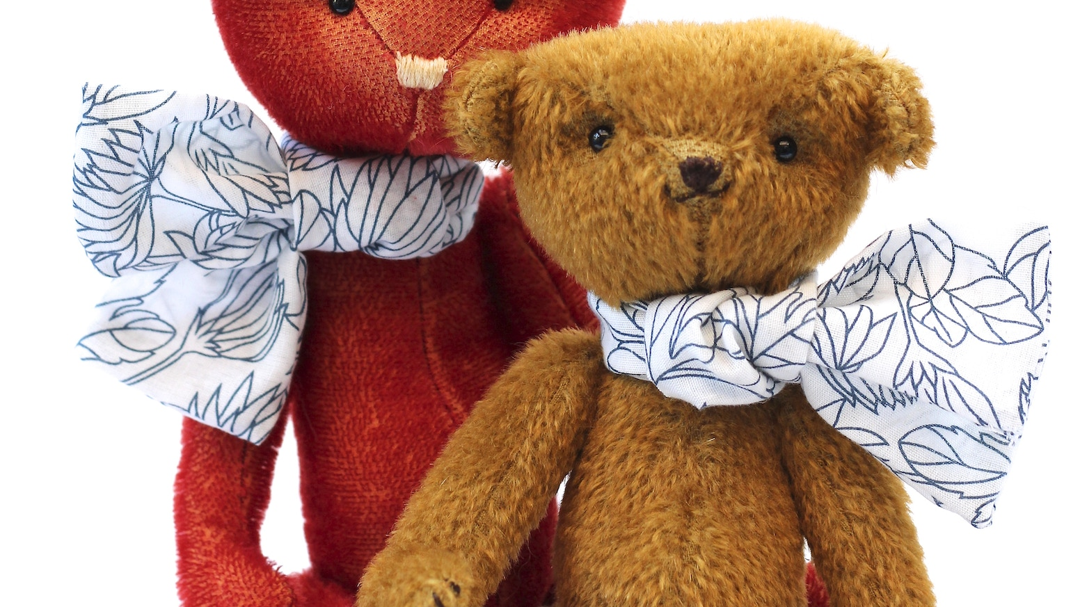 6756bc9c2 Modern jointed teddy bears by Sian Wheatcroft — Kickstarter