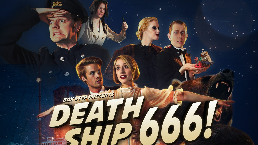 Death Ship 666! - The Titanic Parody Play project video thumbnail
