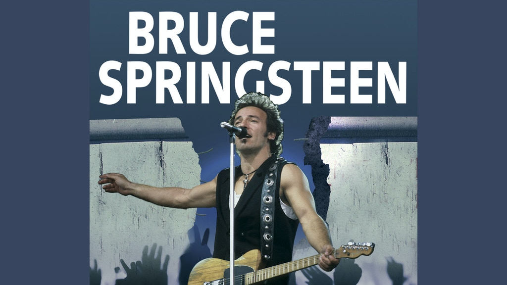 Bruce Springsteen, Rocking the Berlin Wall -The Untold Story project video thumbnail