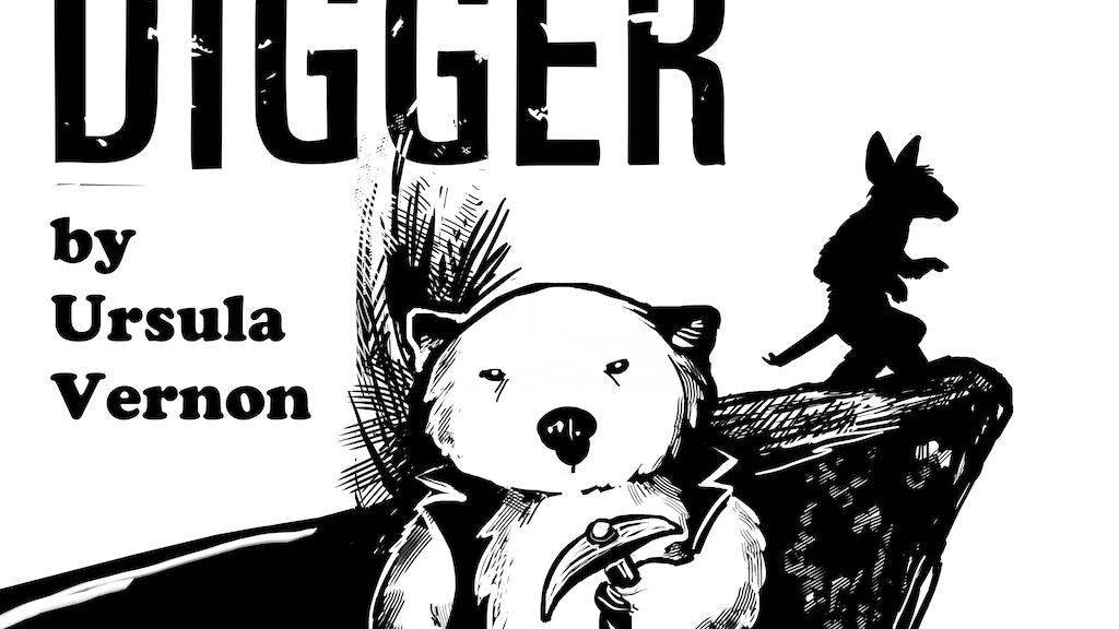 Digger Omnibus project video thumbnail