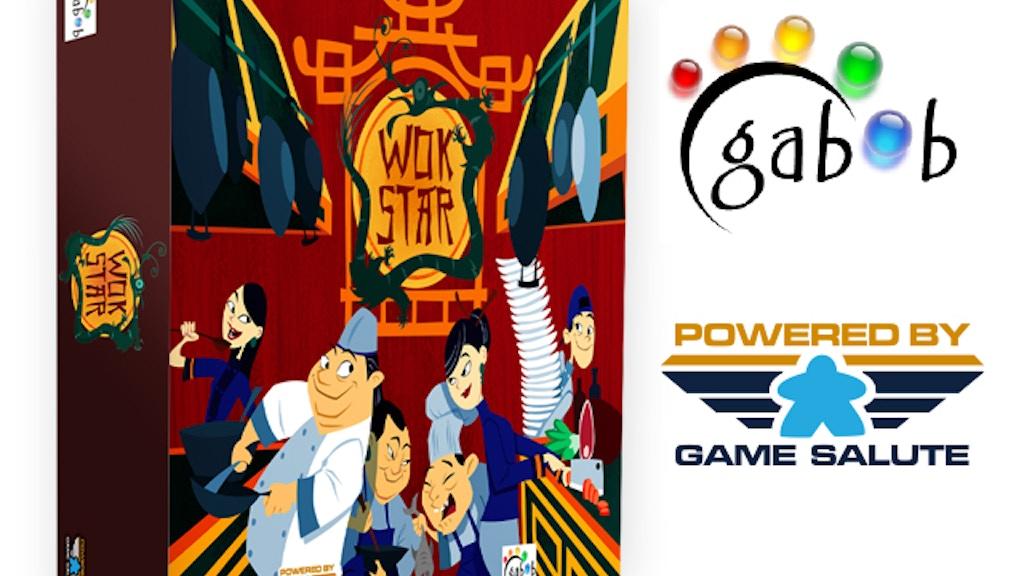 Wok Star project video thumbnail