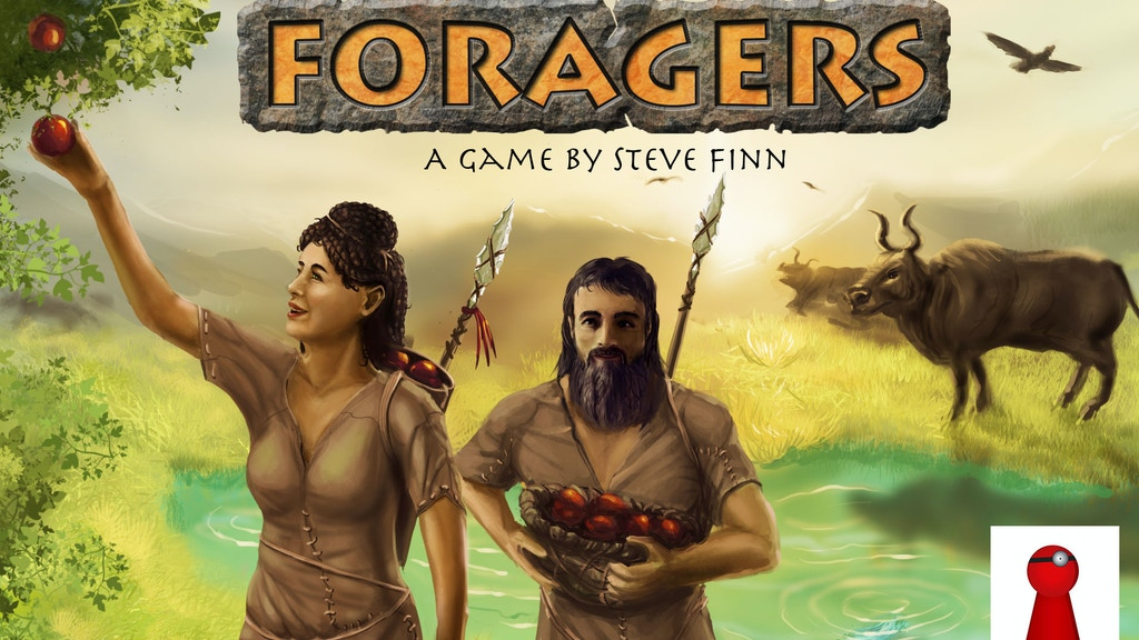 Foragers project video thumbnail