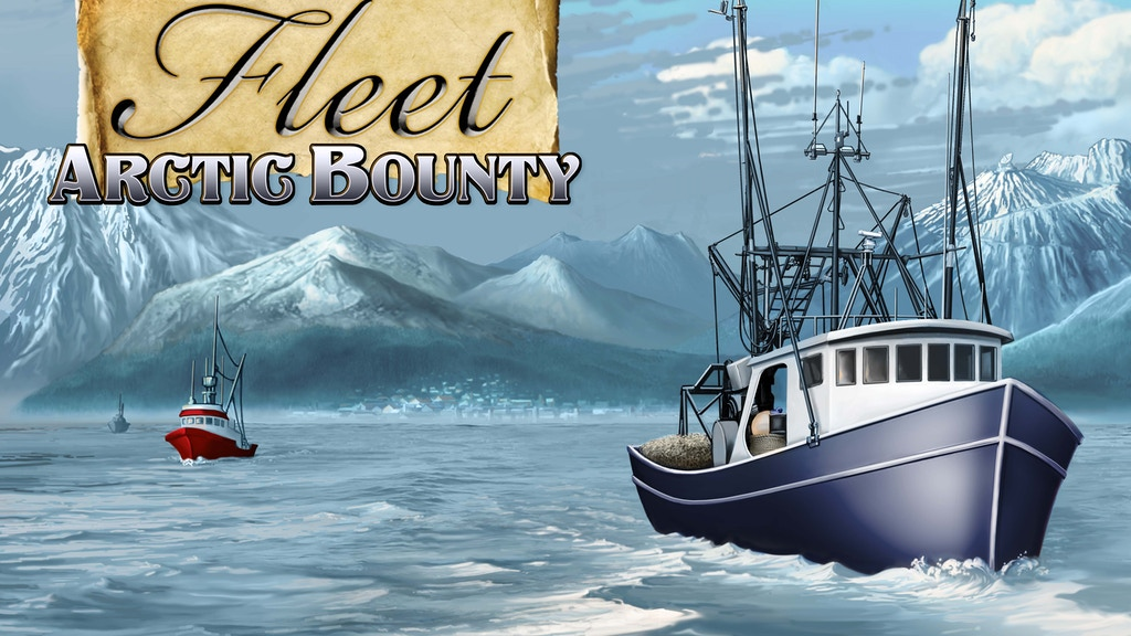 Fleet: Arctic Bounty - The exciting new expansion to Fleet! project video thumbnail