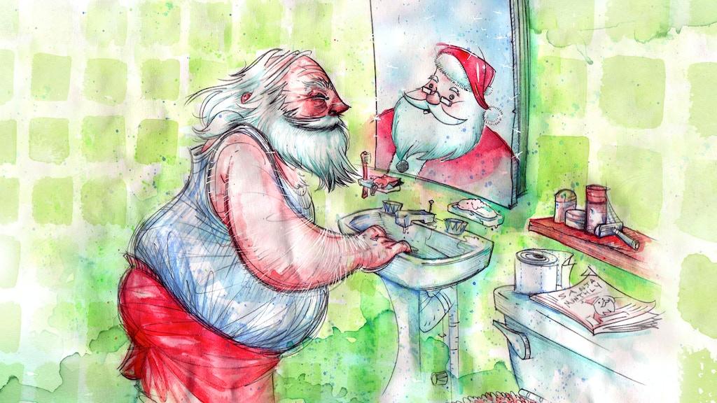 """I Am Santa Claus"" with Mick Foley project video thumbnail"