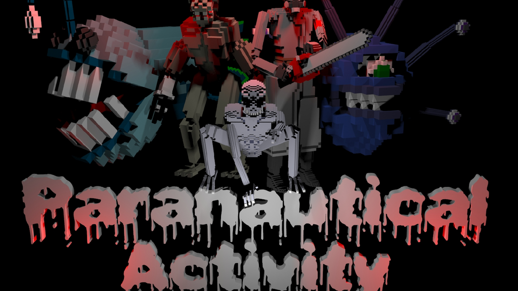 Paranautical Activity - Old School FPS meets Roguelike project video thumbnail