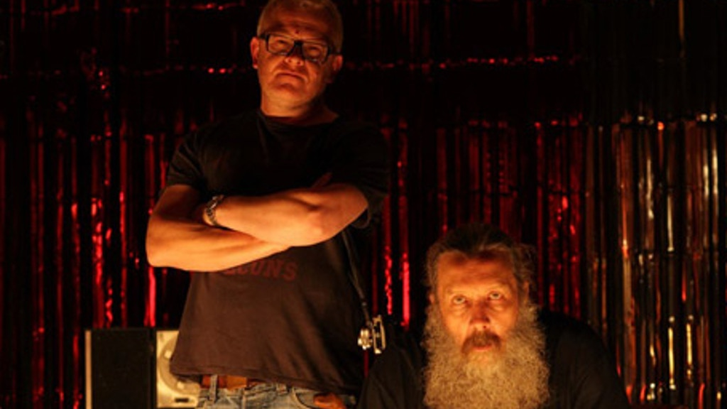 Alan Moore & Mitch Jenkins - 'His Heavy Heart' project video thumbnail