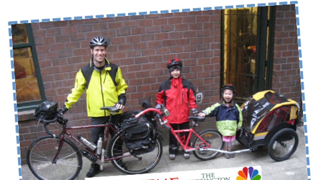 Daunted Courage (Lewis & Clark Trail with Kids on Bikes) project video thumbnail