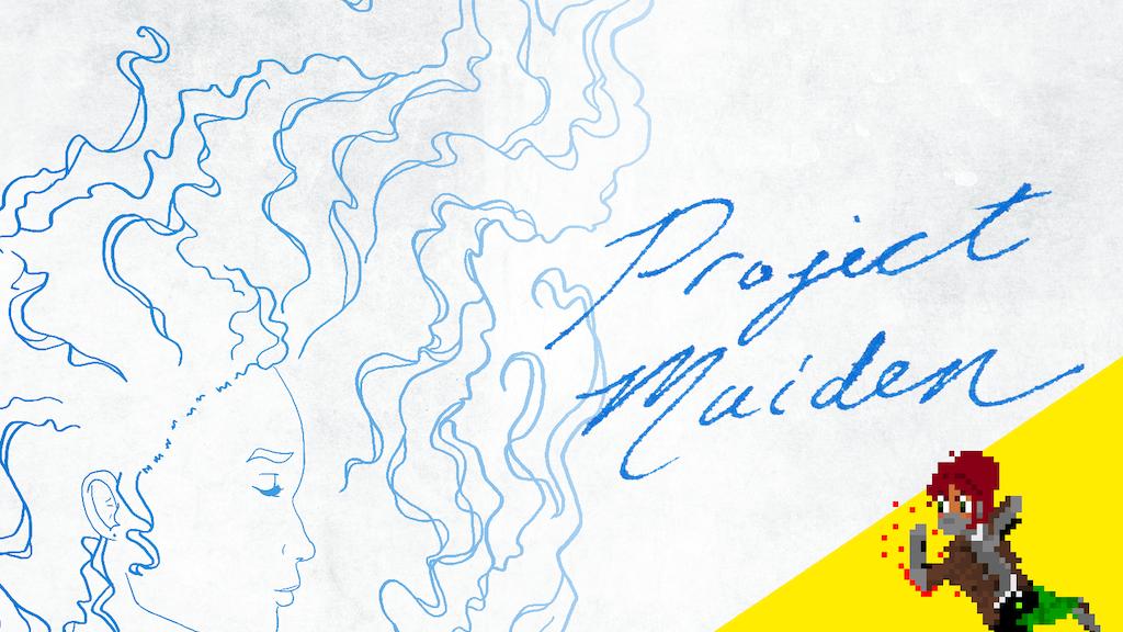 Project Maiden - a Zeldalike in Reverse project video thumbnail