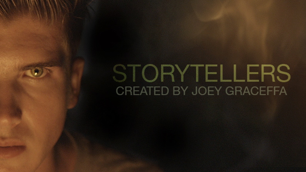 STORYTELLERS: The Series project video thumbnail
